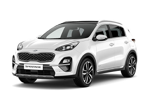 Kia Sportage Automatic - Rent a car in Rhodes island